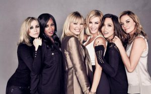 Tbseen celebrities with kate Thornton